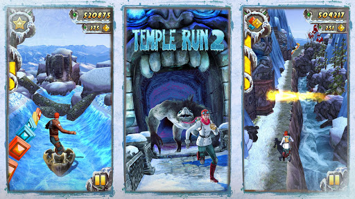 Temple Run 2  gameplay | by HackJr.Pw 14