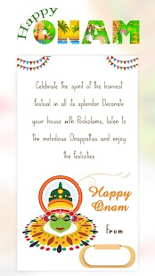 Onam wishes greetings android apps on google play onam wishes greetings screenshot thumbnail m4hsunfo Gallery