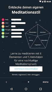 Meditation Easy – Miniaturansicht des Screenshots