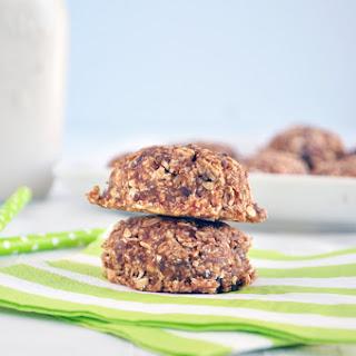 3 Ingredient Oatmeal Cookies.