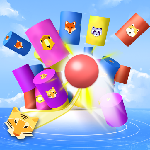 Color Ball 3D - Shoot & Hit Down Icon