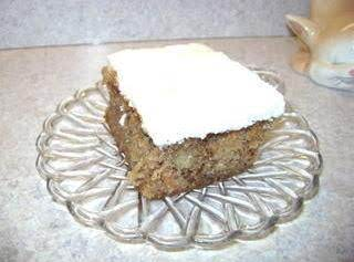 Blue Ribbon Carrot Cake