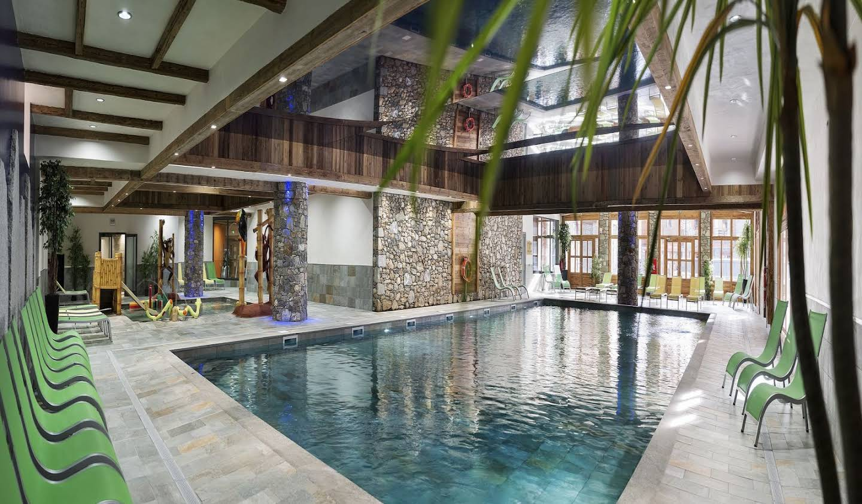 Appartement avec piscine Tignes