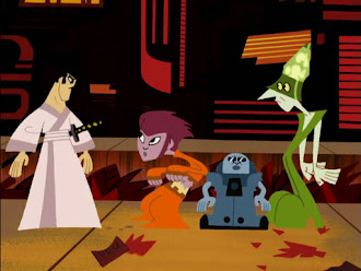 here are some old samurai jack episodes you should watch gamegulp