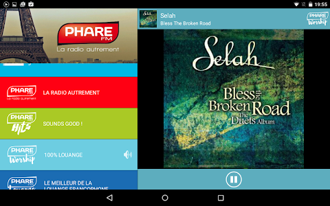 PHARE FM screenshot 17
