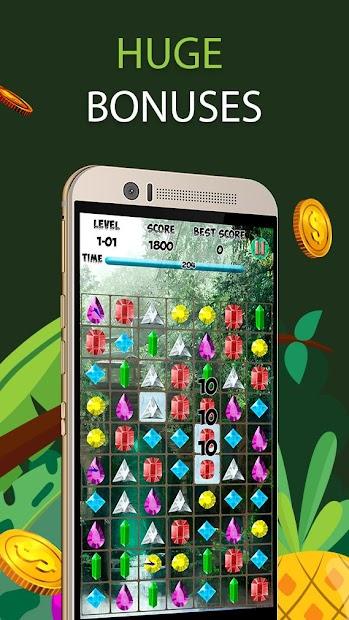 Fruit Jungle Android App Screenshot
