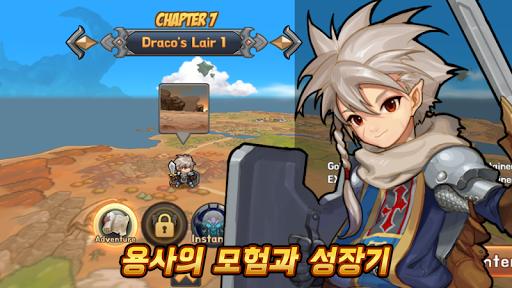 드루와 던전 - 방치형 RPG 5.0.8 screenshots 2
