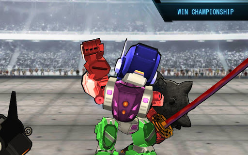 Megabot Battle Arena: Build Fighter Robot screenshots 19
