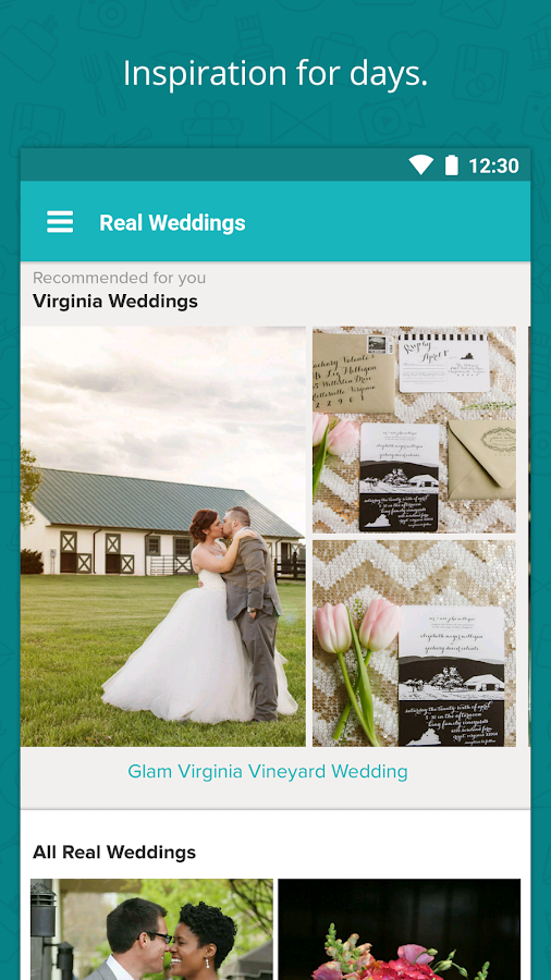 Wedding Planner - WeddingWire- screenshot