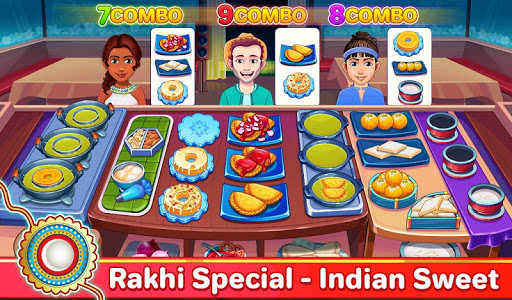 Indian Cooking Madness - Restaurant Cooking Games 1.3.0 screenshots 6