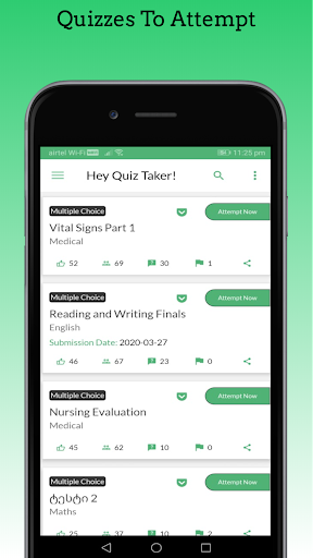 Quizmo: Free app to Create, Attempt, Share Quizzes apktram screenshots 6