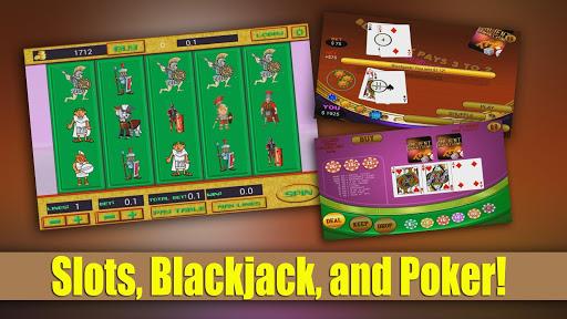 ローマのカジノ - スロット&ポーカー