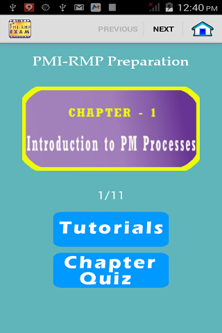 PMI-RMP Exam Preparation Free