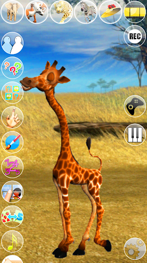 Talking George The Giraffe screenshots 7