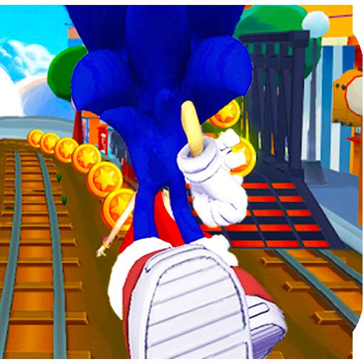 Subway Super Sonic Run Game