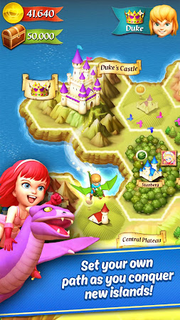 Kingcraft - Puzzle Adventures 2.0.28 screenshot 38119