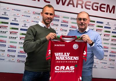 Thomas Buffel signe à Zulte Waregem