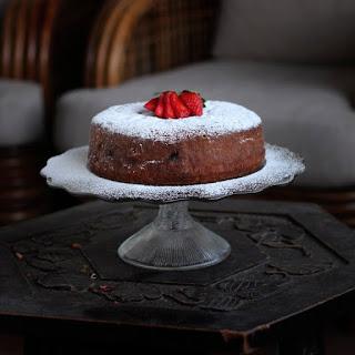 Gluten-Free Sour Cherry Cake Recipe