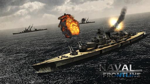 Naval Front-Line :Regia Marina  screenshots 4