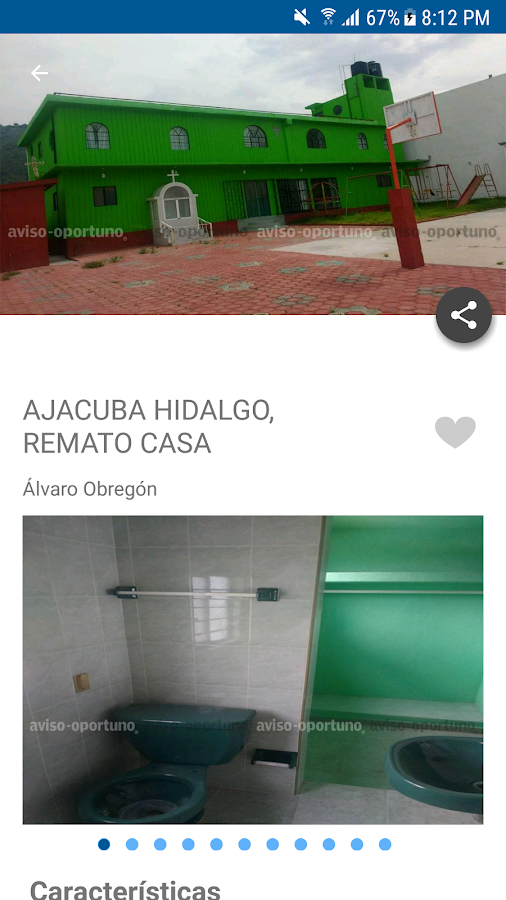 Aviso Oportuno- screenshot