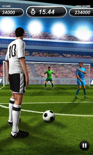 World Cup Penalty Shootout screenshot 8