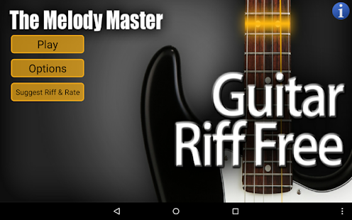 Guitar Riff Free- screenshot thumbnail