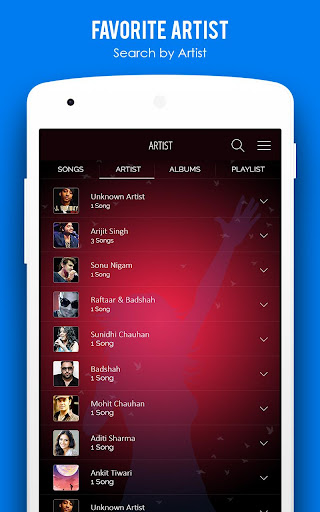 MX Audio Player- Music Player 1.22 screenshots 4