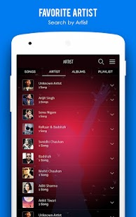 MX Audio Player- Music Player - náhled