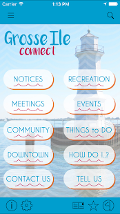 Grosse Ile Connect- screenshot thumbnail