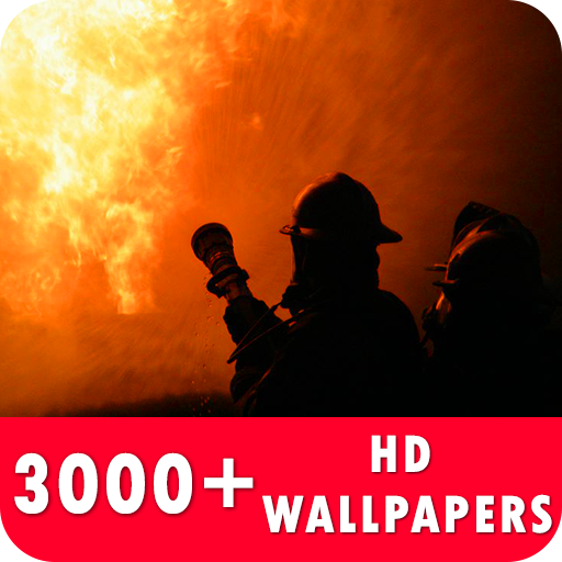 Firefighter My Hero Live Wallpapers HD
