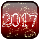 New Year Fireworks LWP 2017 icon