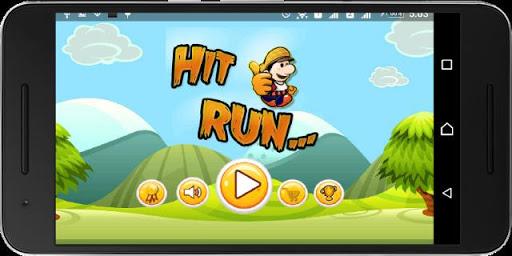 免費下載冒險APP|Hit Run - Casual Run Game app開箱文|APP開箱王