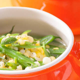 Southern Corn and Green Beans.