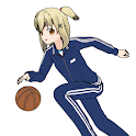 Project: Summer Ice Basketball icon