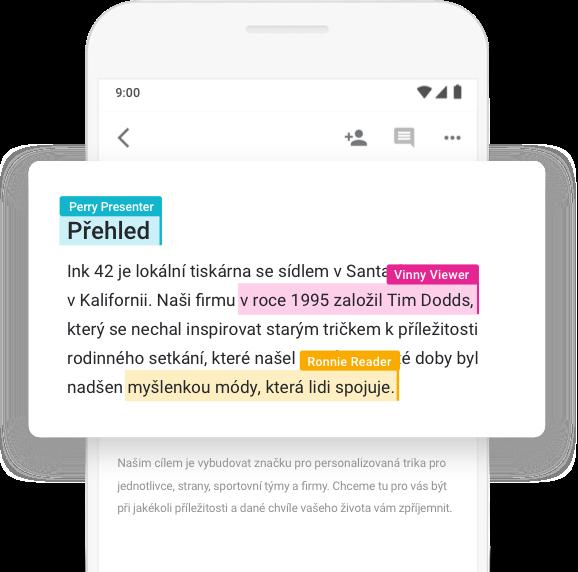 Gmail pro firmy