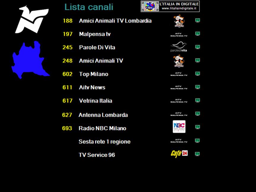 MUX SAN PAOLO TELEVISION