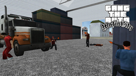 Gang The Auto 2.0.3 screenshot 640957