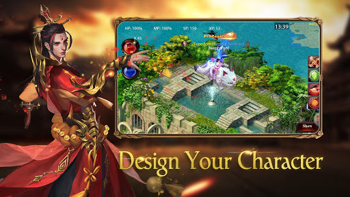 Conquer Online - MMORPG Action Game 1.0.7.8 screenshots 16