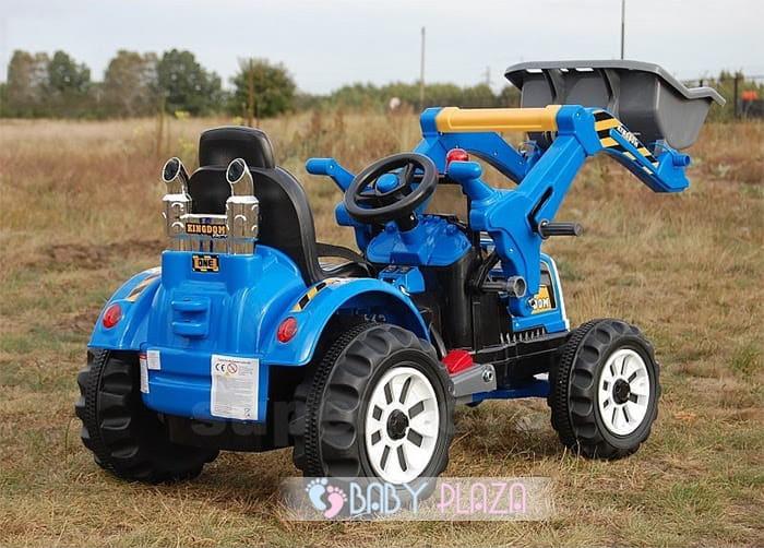 Xe điện công trình dành cho bé JS328A 4