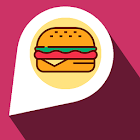 Food Map icon
