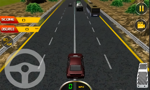 Traffic Racer Highway