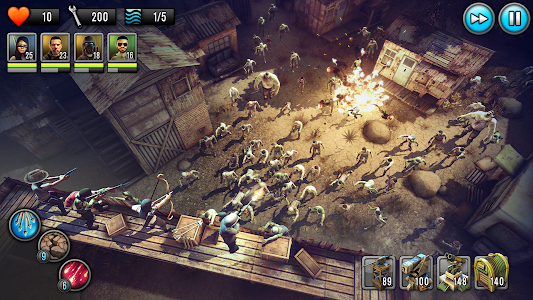 Games offline apk modded ZOMBIE HUNTER: