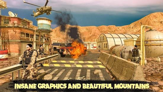 Mountain Sniper Gun Shooter: Top Shooting Game FPS - náhled