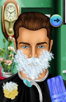 Barber shop Beard and Mustache