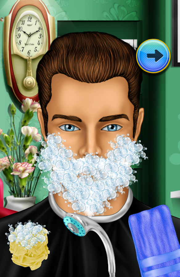 Barber shop Beard and Mustache- screenshot