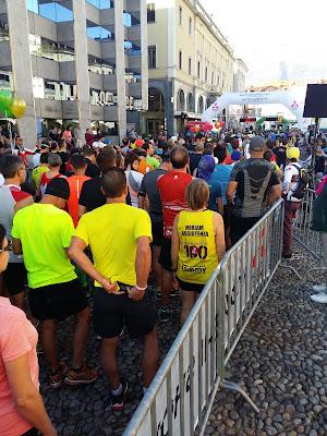 Locarno Run 2017 - Mezza maratona di scerda