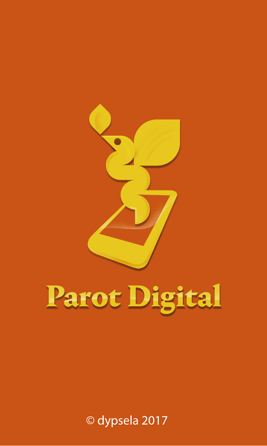 Parot Digital- screenshot