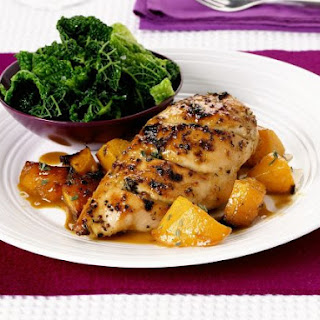 Citrus Chicken with Vegetables