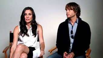 Fan Q&A with NCIS: LA's Daniela Ruah and Eric Christian Olsen