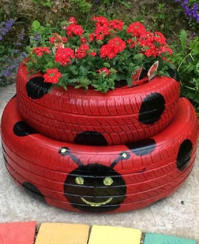 macetero-reciclado-rueda